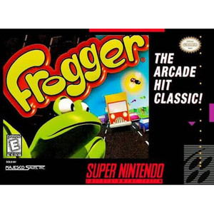 Frogger - SNES Game