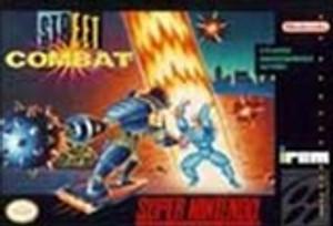 Street Combat - SNES Game