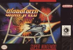 Warp Speed - SNES Game