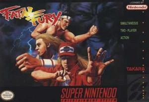 Fatal Fury - SNES Game