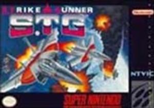 Strike Gunner S.T.G. - SNES Game