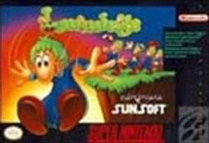 Lemmings - SNES Game