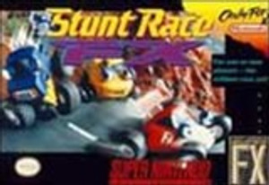 Stunt Race FX - SNES Game