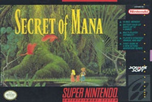 Secret of Mana - SNES Game