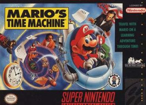 Mario's Time Machine - SNES Game
