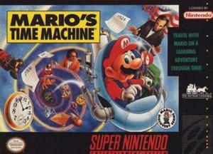 Mario's Time Machine - SNES Game