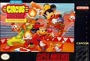 Great Circus Mystery, The - SNES Game