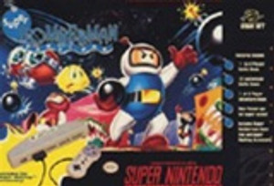 Super Bomberman - SNES Game