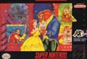 Beauty and the Beast - SNES Game