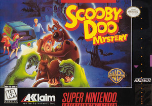 Scooby-Doo Mystery - SNES Game