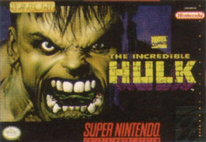 Incredible Hulk, The - SNES Game