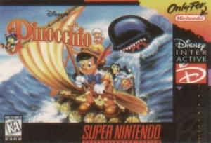 Pinocchio - SNES Game