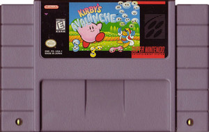 Kirby's Avalanche - SNES Game