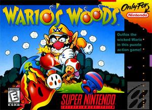 Wario's Woods - SNES Game
