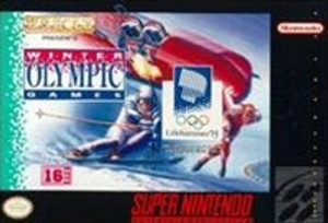 Winter Olympic Games - SNES Game