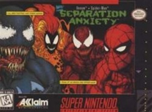 Separation Anxiety - SNES Game