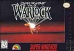 Warlock - SNES Game
