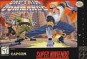 Captain Commando - SNES Game