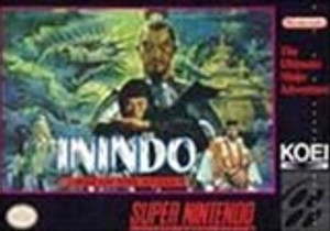 Inindo:Way of the Ninja - SNES Game