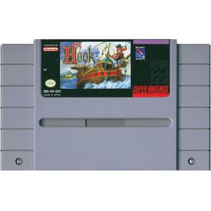 Hook, Disney's - SNES Game