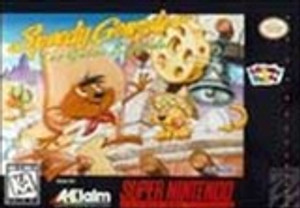 Speedy Gonzales Los Gatos Bandidos - SNES Game