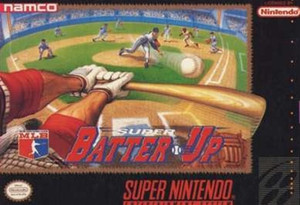 Super Batter Up - SNES Game