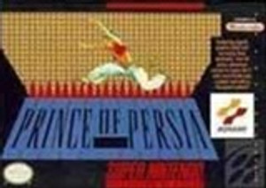 Prince of Persia - SNES Game