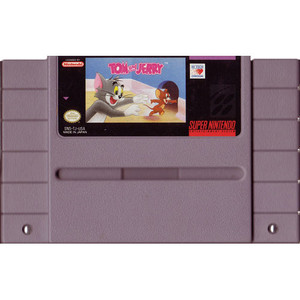 Tom and Jerry - SNES Game
