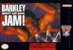 Barkley Shut Up and Jam - SNES Game