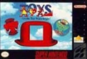 Toys - SNES Game