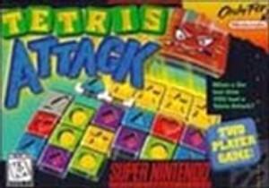 Tetris Attack - SNES Game