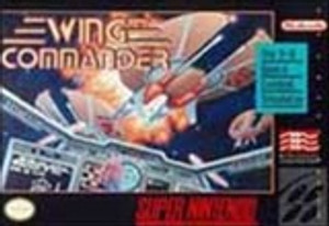 Wing Commander - SNES Game