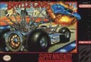 Battle Cars - SNES Game
