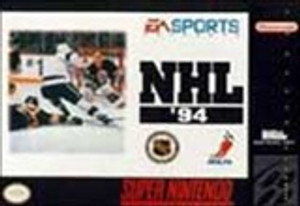 NHL 94 - SNES Game