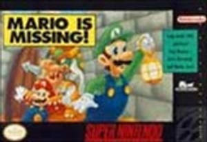 Mario is Missing - SNES Game