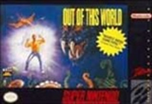Out of this World - SNES Game