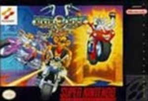 Biker Mice From Mars - SNES Game