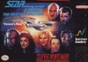 Star Trek: The Next Generation - SNES Game