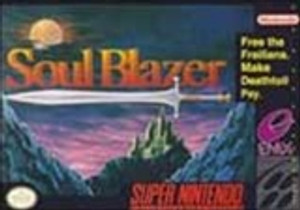 Soul Blazer - SNES Game