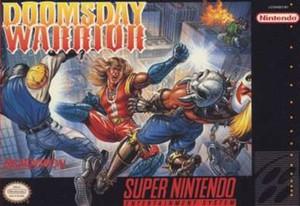 Doomsday Warrior - SNES Game