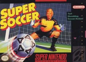 Super Soccer - SNES Game
