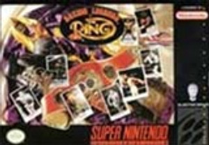 Boxing Legends of the Ring - SNES Game