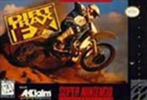 Dirt Trax FX - SNES Game