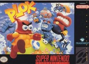Plok - SNES Game