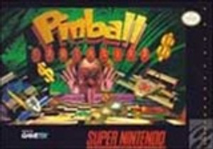Pinball Fantasies - SNES Game