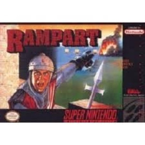 Rampart - SNES Game