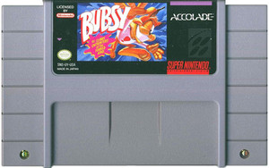 Bubsy - SNES Game