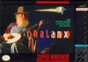 Phalanx - SNES Game