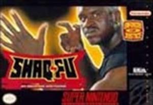Shaq Fu - SNES Game