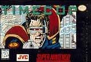 Time Cop - SNES Game